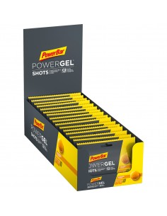 POWERBAR GEL SHOTS ORANGE...